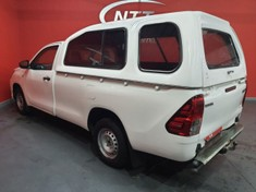 2017 Toyota Hilux 2.0 VVTi AC Single Cab Bakkie Mpumalanga Delmas_3