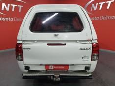 2017 Toyota Hilux 2.0 VVTi AC Single Cab Bakkie Mpumalanga Delmas_4
