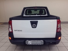 2020 Nissan NP200 1.6  Ac Safety Pack Pu Sc  Limpopo Tzaneen_3