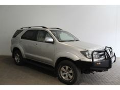 2008 Toyota Fortuner 4.0 V6 A/t 4x4  Northern Cape