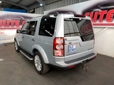 2011 Land Rover Discovery 4 3.0 Tdv6 Hse  Gauteng Vereeniging_2