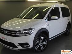 2020 Volkswagen Caddy Alltrack 2.0 TDI DSG 103kW Western Cape Tokai_2