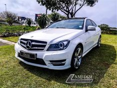 2015 Mercedes-Benz C-Class C180 Be Coupe A/t  Kwazulu Natal