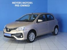 2020 Toyota Etios 1.5 Xs  Eastern Cape East London_2