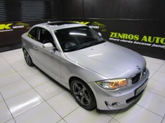 2012 BMW 1 Series 125i Coupe Exclusive A/t +/-R4000 PM Gauteng