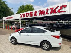 2012 Hyundai Accent 1.6 Gl  Gauteng