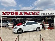 2012 Hyundai Accent 1.6 Gl  Gauteng Vanderbijlpark_2