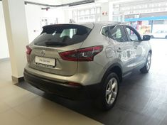 2018 Nissan Qashqai 1.2T Acenta CVT Free State Bloemfontein_3