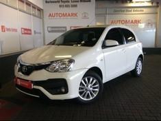2018 Toyota Etios 1.5 Xs 5dr  Mpumalanga Witbank_0