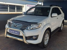 2011 Toyota Fortuner 4.0 V6 Rb A/t  Western Cape