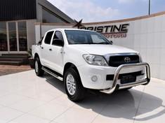 2011 Toyota Hilux 2.5d-4d Srx 4x4 Pu Dc  Gauteng De Deur_1
