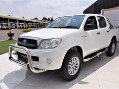 2011 Toyota Hilux 2.5d-4d Srx 4x4 Pu Dc  Gauteng De Deur_2