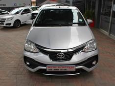 2017 Toyota Etios 1.5 Xs 5dr  Gauteng Pretoria_2