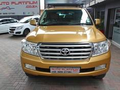 2008 Toyota Land Cruiser 200 V8 Td Vx At  Gauteng Pretoria_2