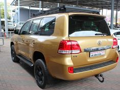 2008 Toyota Land Cruiser 200 V8 Td Vx At  Gauteng Pretoria_3