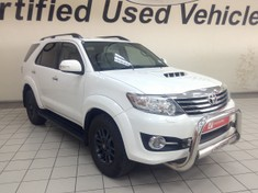 2015 Toyota Fortuner 3.0d-4d R/b A/t  Limpopo