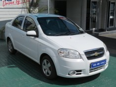 2011 Chevrolet Aveo 1.6 Ls  Western Cape