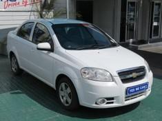 2011 Chevrolet Aveo 1.6 Ls  Western Cape Cape Town_0