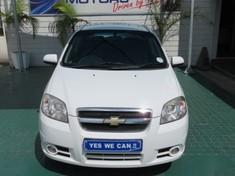 2011 Chevrolet Aveo 1.6 Ls  Western Cape Cape Town_1