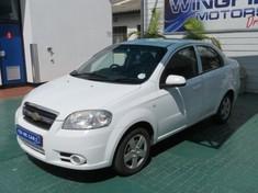 2011 Chevrolet Aveo 1.6 Ls  Western Cape Cape Town_2