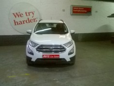 2018 Ford EcoSport 1.0 Ecoboost Trend Auto Western Cape