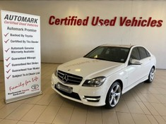 2013 Mercedes-Benz C-Class C200 Be Avantgarde At  Western Cape Kuils River_0