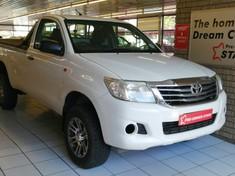 2015 Toyota Hilux 2.5 D-4d Srx R/b P/u S/c  Western Cape