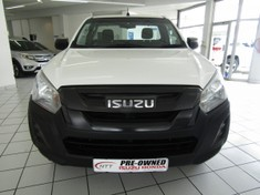 2019 Isuzu D-MAX 250 HO Fleetside Safety Single Cab Bakkie Kwazulu Natal Ladysmith_1