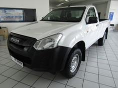 2019 Isuzu D-MAX 250 HO Fleetside Safety Single Cab Bakkie Kwazulu Natal Ladysmith_2