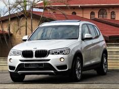 2017 BMW X3 xDRIVE20d Auto Kwazulu Natal