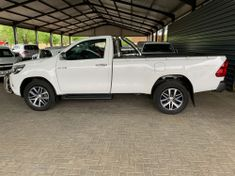 2018 Toyota Hilux 2.8 GD-6 RB Raider Single Cab Bakkie Mpumalanga Secunda_1