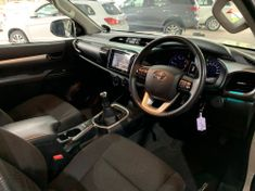 2018 Toyota Hilux 2.8 GD-6 RB Raider Single Cab Bakkie Mpumalanga Secunda_4
