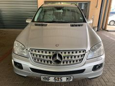 2007 Mercedes-Benz ML Ml 320 Cdi At  Mpumalanga Secunda_3