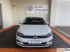 2018 Volkswagen Polo 1.0 TSI Comfortline Gauteng Soweto_4