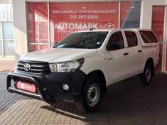 2020 Toyota Hilux 2.4 GD-6 SR 4X4 Double Cab Bakkie Mpumalanga Middelburg_0
