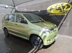 2007 Toyota Avanza 1.3 Sx  Gauteng