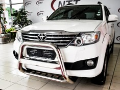 2011 Toyota Fortuner 4.0 V6 Heritage Rb A/t  Limpopo