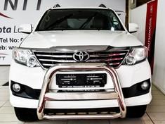 2011 Toyota Fortuner 4.0 V6 Heritage Rb At  Limpopo Louis Trichardt_2