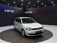 2011 Volkswagen Polo Vivo 1.4 Blueline 5Dr Gauteng Boksburg_0