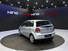 2011 Volkswagen Polo Vivo 1.4 Blueline 5Dr Gauteng Boksburg_3