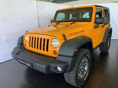 2013 Jeep Wrangler Rubicon 3.6l V6 2dr  Western Cape Paarl_0