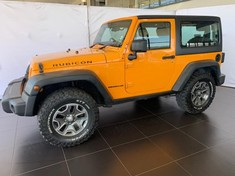 2013 Jeep Wrangler Rubicon 3.6l V6 2dr  Western Cape Paarl_1