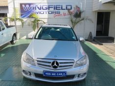 2009 Mercedes-Benz C-Class C200k Elegance At  Western Cape Cape Town_1