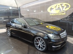 2013 Mercedes-Benz C-Class C180 Be Coupe A/t  Gauteng