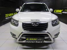 2013 Hyundai Santa Fe R2.2 AWD Exec 7S Auto -R3800 PM Gauteng Boksburg_3