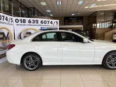 2019 Mercedes-Benz C-Class C 180k Sport At  North West Province Lichtenburg_2