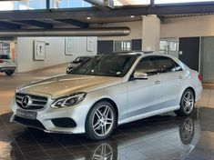 2014 Mercedes-Benz E-Class E 200 Avantgarde Western Cape
