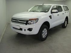 2013 Ford Ranger 2.2tdci Xls Pu D/c  Western Cape
