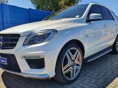 2015 Mercedes-Benz M-Class Ml 63 Amg  Western Cape Kuils River_0