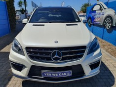2015 Mercedes-Benz M-Class Ml 63 Amg  Western Cape Kuils River_2